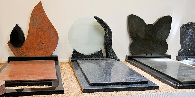 grafstenen gedenkstenen